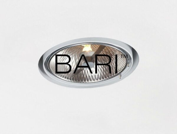 led trimless rond