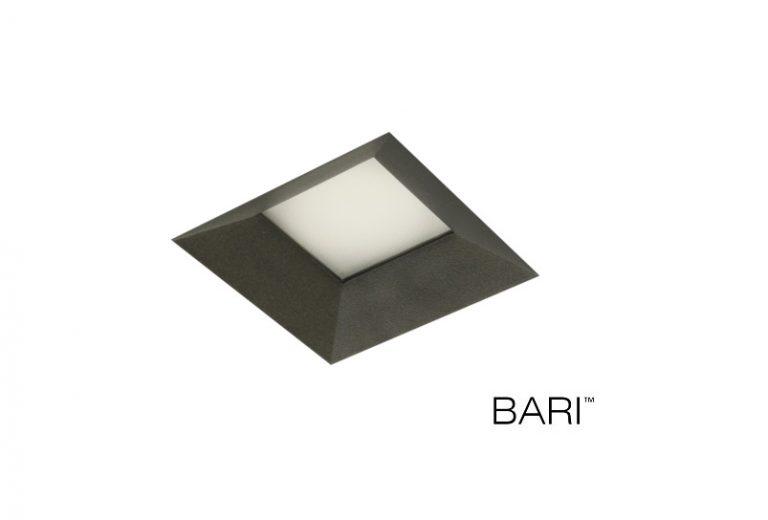 bari spot waterdicht zwart