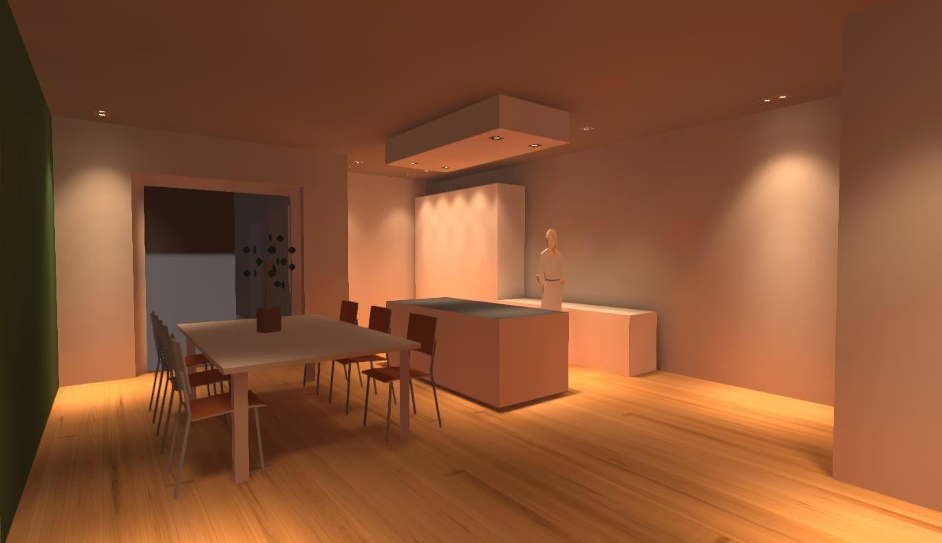 Lichtplan Voor Badkamer : Lichtplan in d geeft duidelijkheid trimless led inbouwspots